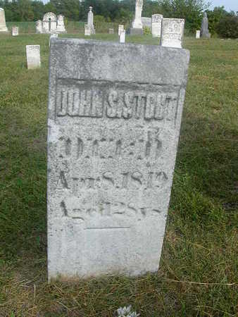 S. STOUT, JOHN - Washington County, Iowa | JOHN S. STOUT