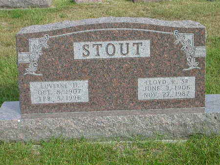 STOUT, LUVERNE - Washington County, Iowa | LUVERNE STOUT