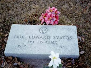 SVATOS, PAUL EDWARD - Washington County, Iowa | PAUL EDWARD SVATOS