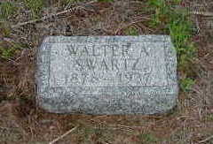 SWARTZ, WALTER A. - Washington County, Iowa | WALTER A. SWARTZ