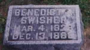 SWISHER, BENEDICT ROBERT - Washington County, Iowa | BENEDICT ROBERT SWISHER