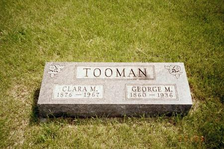 TOOMAN, CLARA M. - Washington County, Iowa | CLARA M. TOOMAN