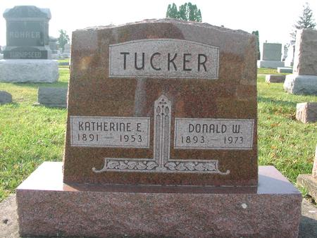 TUCKER, KATHERINE - Washington County, Iowa | KATHERINE TUCKER