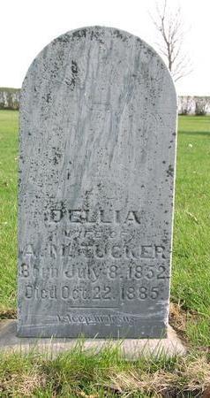 TUCKER, DELLA - Washington County, Iowa | DELLA TUCKER