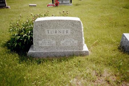 TURNER, JOHN C. - Washington County, Iowa | JOHN C. TURNER
