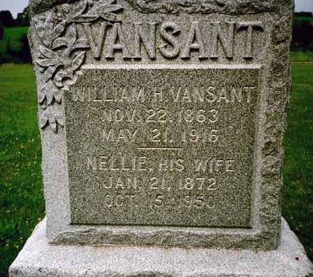 VAN SANT, WILLIAM H. - Washington County, Iowa | WILLIAM H. VAN SANT