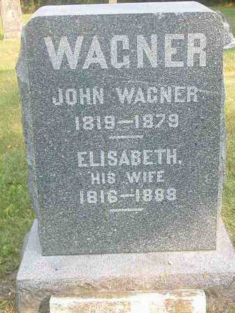 WAGNER, ELISABETH - Washington County, Iowa | ELISABETH WAGNER