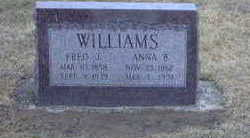 WILLIAMS, FRED J. - Washington County, Iowa | FRED J. WILLIAMS