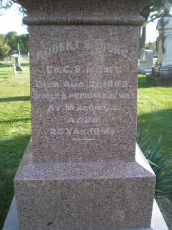 YOUNG, ROBERT S. - Washington County, Iowa | ROBERT S. YOUNG
