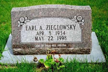 ZIEGLOWSKY, EARL A. - Washington County, Iowa | EARL A. ZIEGLOWSKY