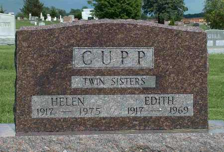 CUPP, EDITH - Wayne County, Iowa | EDITH CUPP