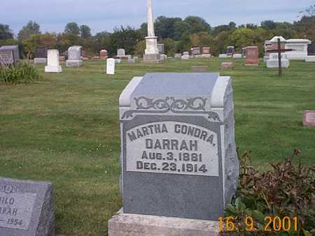 DARRAH, MARTHA - Wayne County, Iowa | MARTHA DARRAH