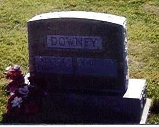 DOWNEY, ALICE ROSALIE MAY - Wayne County, Iowa | ALICE ROSALIE MAY DOWNEY