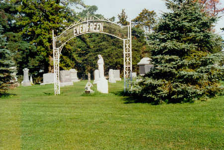 EVERGREEN, CEMETERY - Wayne County, Iowa | CEMETERY EVERGREEN