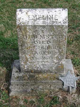 OLMSTED, EMELINE - Wayne County, Iowa | EMELINE OLMSTED