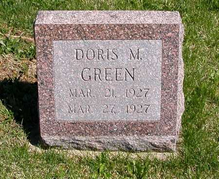 GREEN, DORIS - Wayne County, Iowa | DORIS GREEN