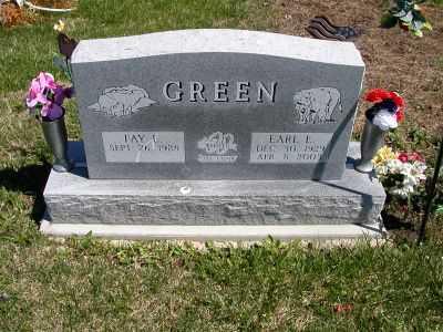GREEN, FAYE L. - Wayne County, Iowa | FAYE L. GREEN