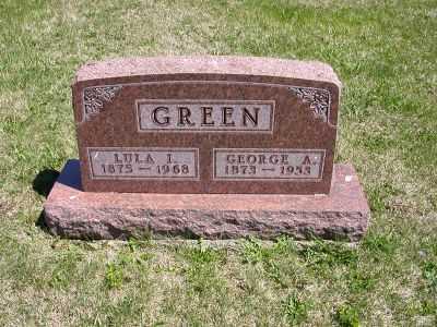 GREEN, LULA L. - Wayne County, Iowa | LULA L. GREEN