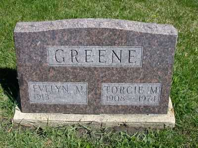 VAN HOOK GREENE, EVELYN M. - Wayne County, Iowa | EVELYN M. VAN HOOK GREENE