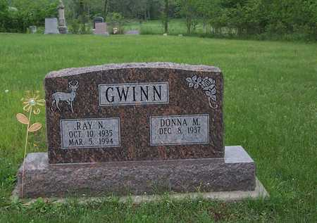 GWINN, RAY - Wayne County, Iowa | RAY GWINN