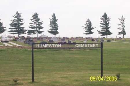 HUMESTON, CEMETERY - Wayne County, Iowa | CEMETERY HUMESTON