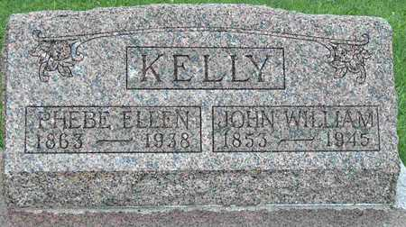 KELLY, JOHN WILLIAM - Wayne County, Iowa | JOHN WILLIAM KELLY