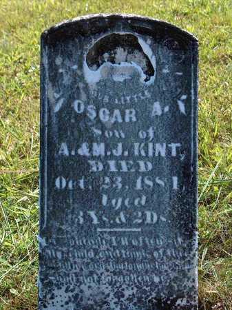 KINT, OSCAR A. - Wayne County, Iowa | OSCAR A. KINT