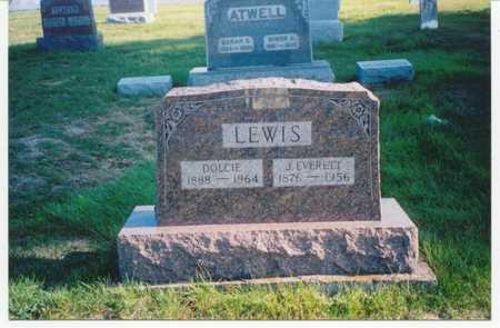 LEWIS, JAMES - Wayne County, Iowa | JAMES LEWIS