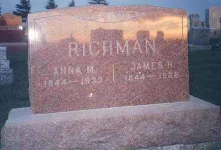 RICHMAN, JAMES H. - Wayne County, Iowa | JAMES H. RICHMAN