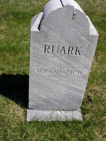 RUARK, LAURA M. - Wayne County, Iowa | LAURA M. RUARK