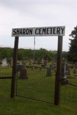 SHARON, CEMETERY - Wayne County, Iowa | CEMETERY SHARON