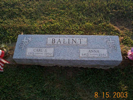 BALINT, ANNA - Webster County, Iowa | ANNA BALINT