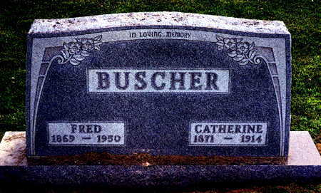 BUSCHER, FREDERICK (FRED) - Webster County, Iowa | FREDERICK (FRED) BUSCHER