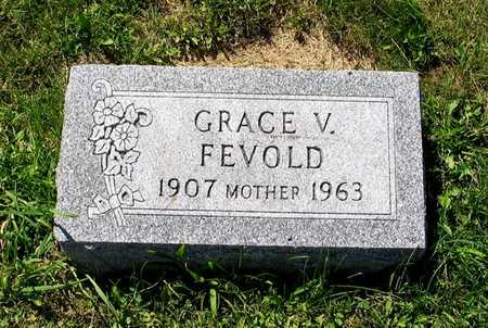 FEVOLD, GRACE V. - Webster County, Iowa | GRACE V. FEVOLD