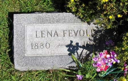 FEVOLD, LENA - Webster County, Iowa | LENA FEVOLD
