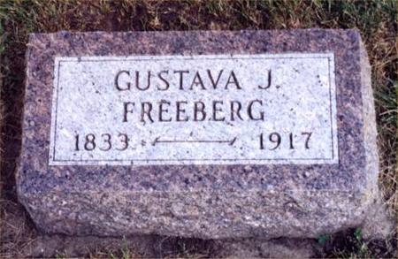 FREEBERG, GUSTAVA J. - Webster County, Iowa | GUSTAVA J. FREEBERG