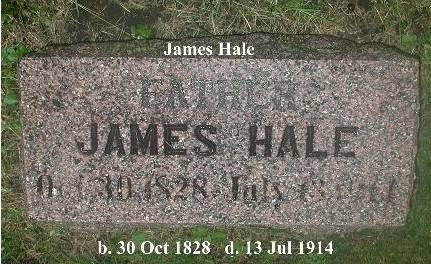 HALE, JAMES - Webster County, Iowa | JAMES HALE