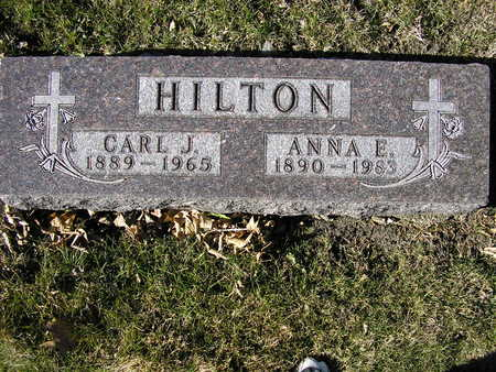 HILTON, CARL - Webster County, Iowa | CARL HILTON