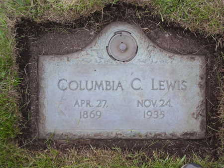 LEWIS, COLUMBIA - Webster County, Iowa | COLUMBIA LEWIS