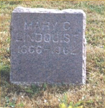 LINDQUIST, MARY C. - Webster County, Iowa | MARY C. LINDQUIST