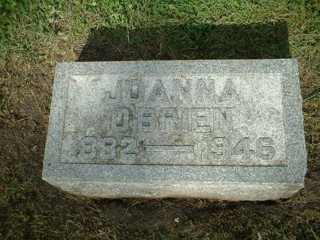 O'BRIEN, JOANNA - Webster County, Iowa | JOANNA O'BRIEN
