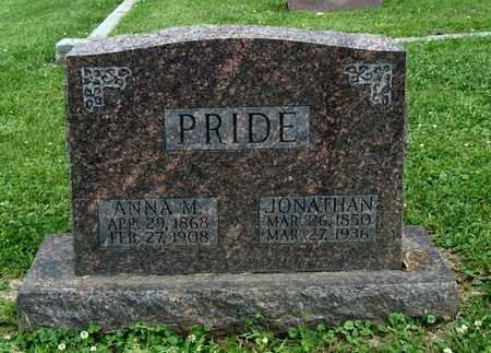 PRIDE, JOHNATHAN - Webster County, Iowa | JOHNATHAN PRIDE