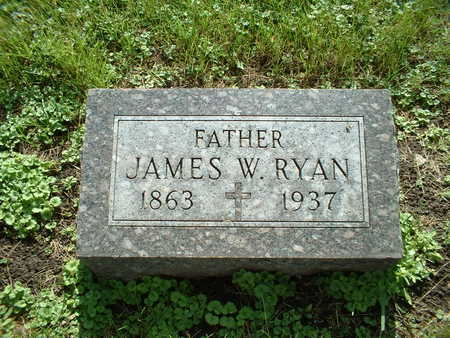 RYAN, JAMES  W. - Webster County, Iowa | JAMES  W. RYAN