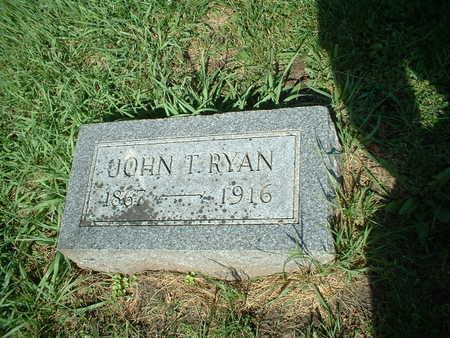 RYAN, JOHN - Webster County, Iowa | JOHN RYAN