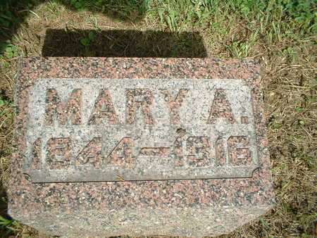 RYAN, MARY A. - Webster County, Iowa | MARY A. RYAN