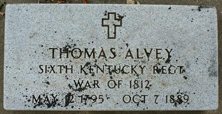 ALVEY, THOMAS - Winnebago County, Iowa | THOMAS ALVEY