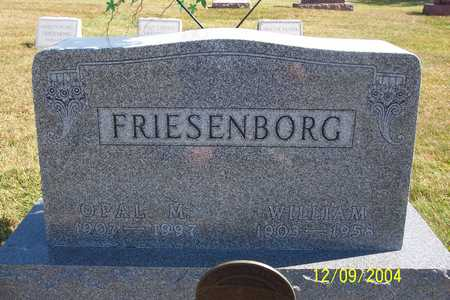 FRIESENBORG, WILLIAM - Winnebago County, Iowa | WILLIAM FRIESENBORG