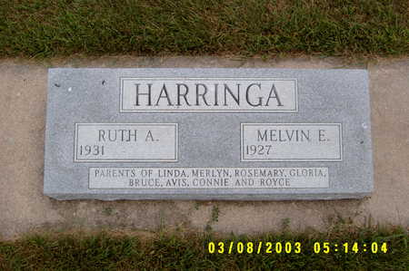 HARRINGA, RUTH A - Winnebago County, Iowa | RUTH A HARRINGA