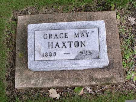 HAXTON, GRACE MAY - Winnebago County, Iowa | GRACE MAY HAXTON