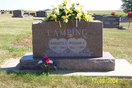LAMPING, CHARLOTTE E. - Winnebago County, Iowa | CHARLOTTE E. LAMPING
